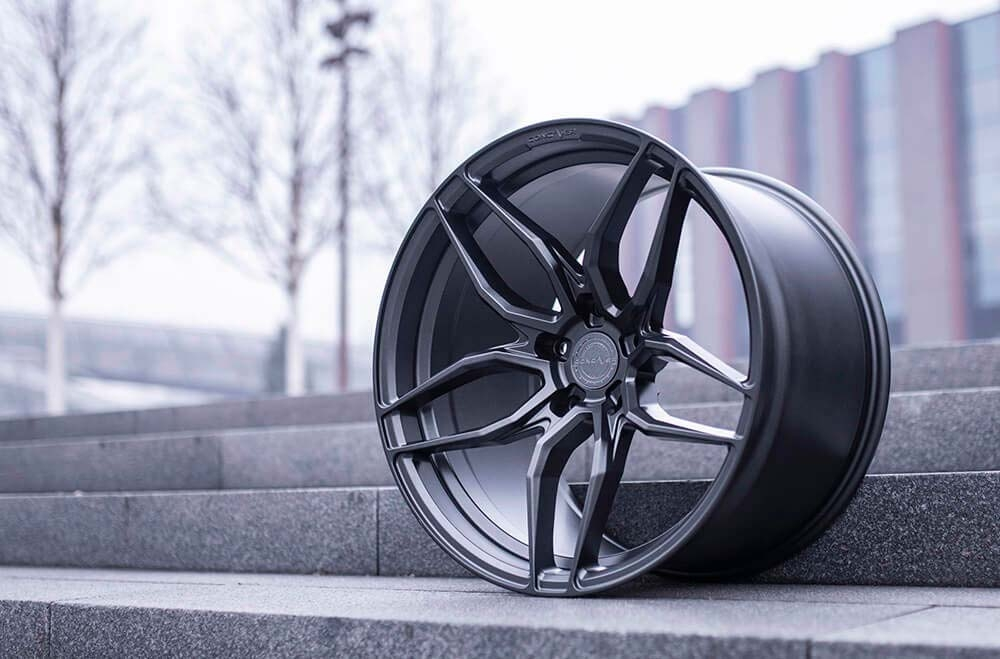 CVR3 Carbon Graphite Wheels