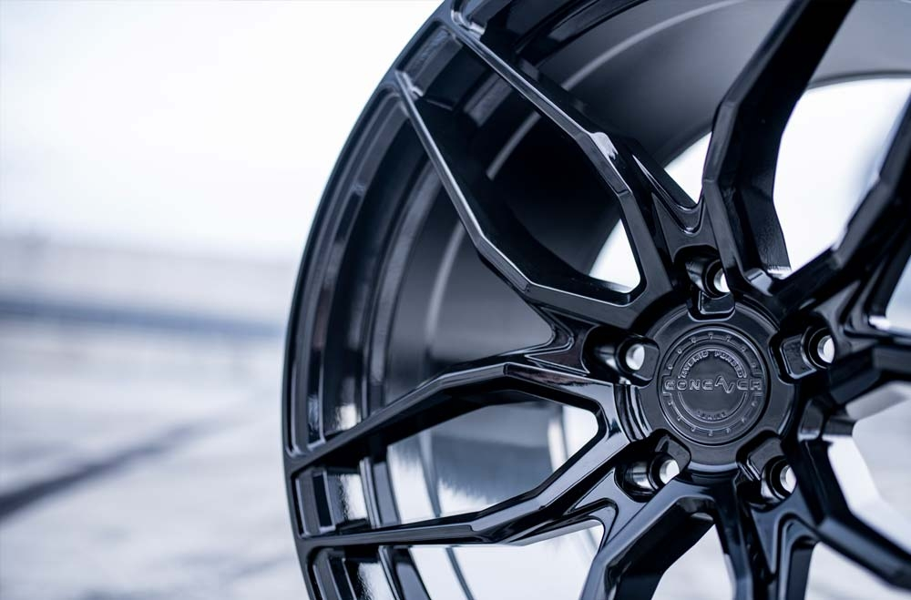 CVR3 Platinum Black Wheels