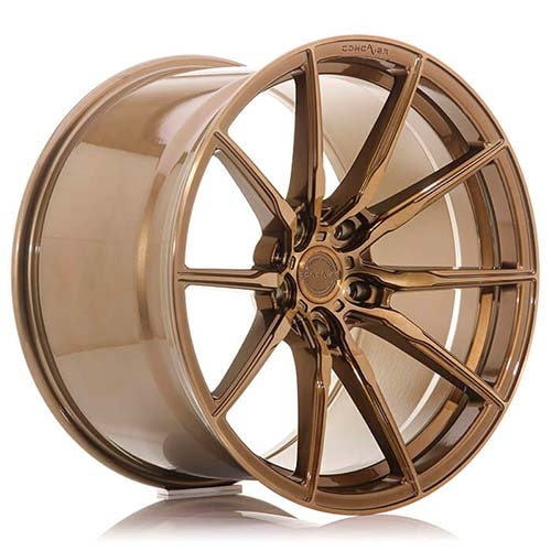 CVR4 - Brushed Bronze (19- 22 Inches)