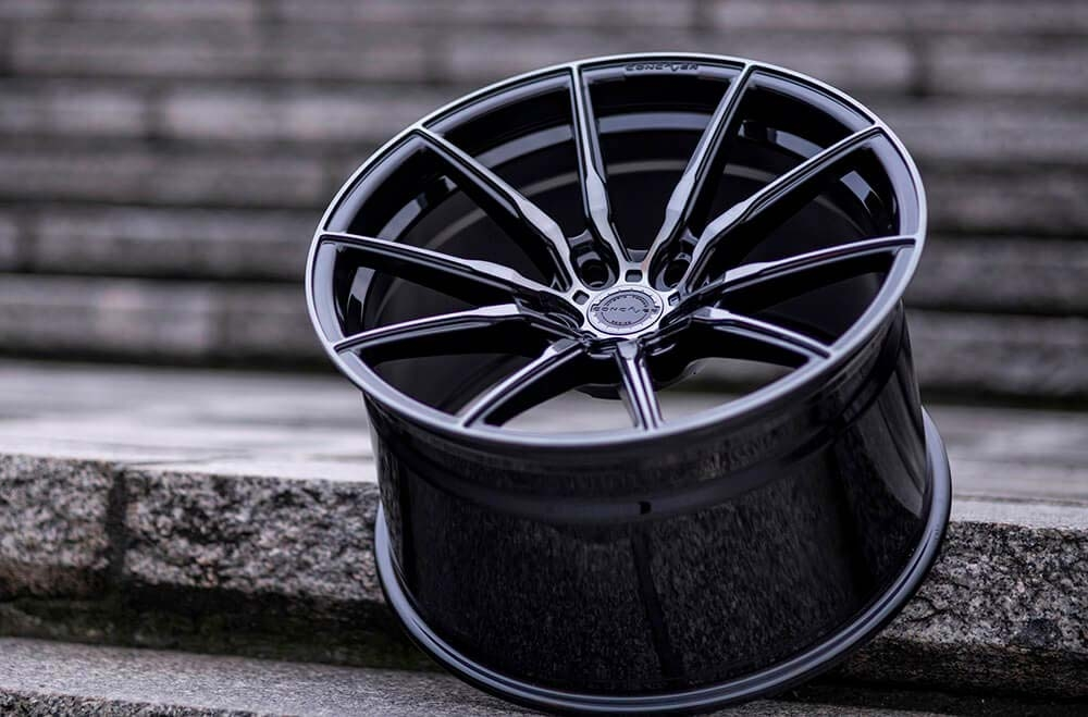 CVR4 - Carbon Graphite Wheels