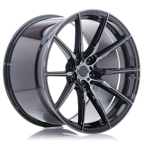 CVR4 - Double Tinted Black
