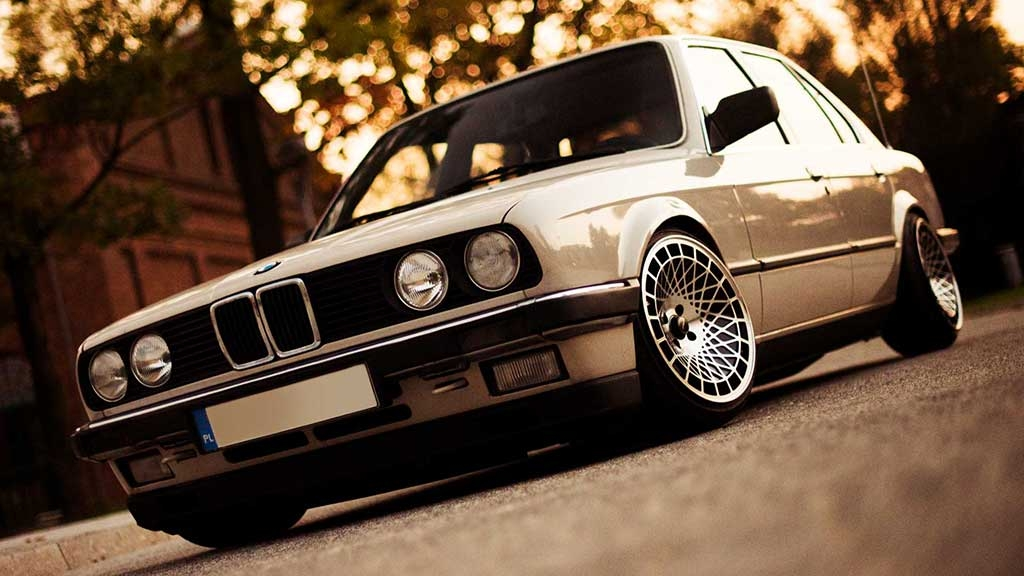 BMW E30 - JR14 Wheels