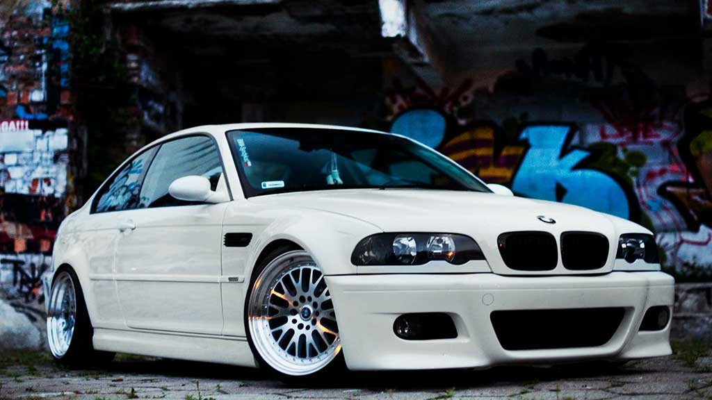 BMW E46 - JR10 Wheels