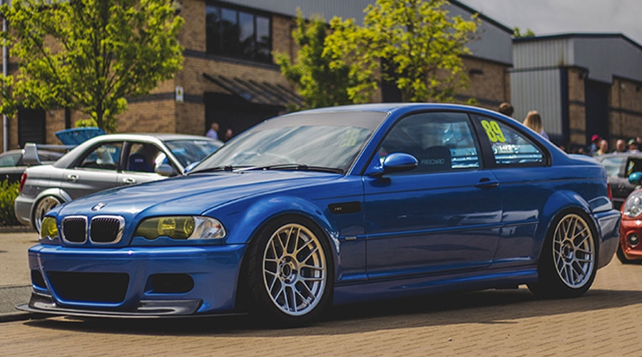 BMW E46 Extreme Fitment