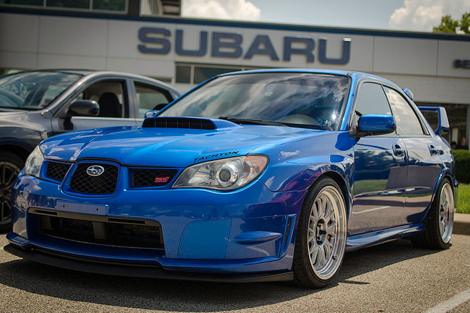 Subaru Impreza Wheel Info And Fitment Guide By Driftworks